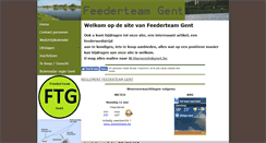 Preview of feederteamgent.be